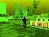 GTA San Andreas weather ID 495 at 22 hours