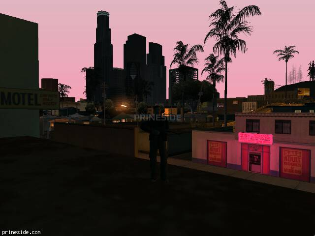 GTA San Andreas weather ID 239 at 6 hours