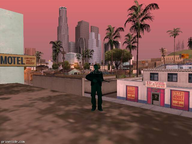 GTA San Andreas weather ID 239 at 8 hours