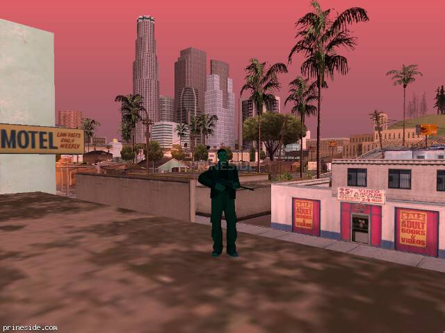 GTA San Andreas weather ID 239 at 9 hours