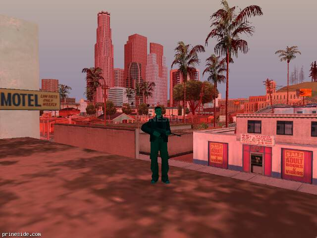 GTA San Andreas weather ID 752 at 10 hours