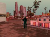 GTA San Andreas weather ID 496 at 11 hours