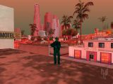 GTA San Andreas weather ID 240 at 16 hours