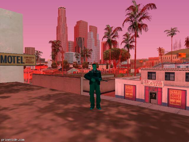 GTA San Andreas weather ID 241 at 11 hours