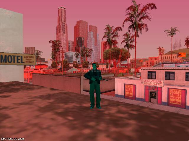 GTA San Andreas weather ID 241 at 13 hours