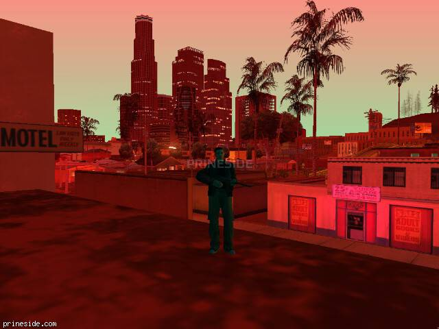 GTA San Andreas weather ID 497 at 1 hours