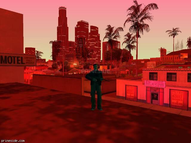 Просмотр погоды GTA San Andreas с ID 241 в 2 часов