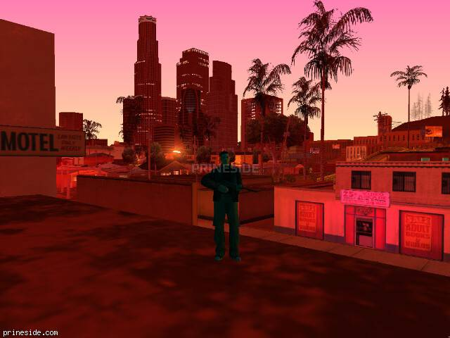 GTA San Andreas weather ID 241 at 3 hours