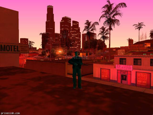 GTA San Andreas weather ID 241 at 4 hours