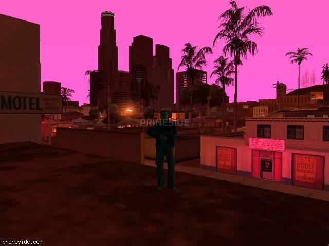 Просмотр погоды GTA San Andreas с ID -15 в 6 часов