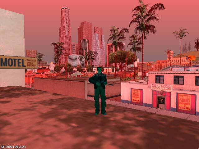 GTA San Andreas weather ID 242 at 12 hours