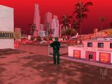 GTA San Andreas weather ID 242 at 19 hours