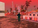 Просмотр погоды GTA San Andreas с ID 243 в 17 часов