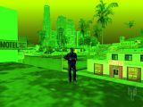 GTA San Andreas weather ID 243 at 22 hours