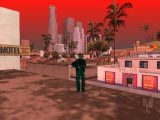 GTA San Andreas weather ID 244 at 19 hours