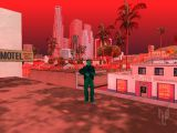 GTA San Andreas weather ID 245 at 14 hours