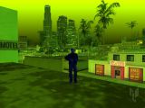 GTA San Andreas weather ID 245 at 21 hours