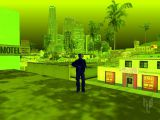 GTA San Andreas weather ID 245 at 22 hours