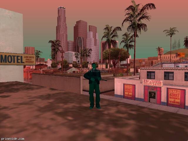 GTA San Andreas weather ID 247 at 11 hours