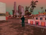 GTA San Andreas weather ID -9 at 11 hours