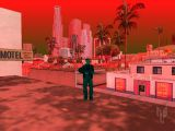 GTA San Andreas weather ID -9 at 18 hours