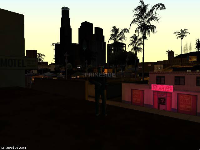 GTA San Andreas weather ID 247 at 6 hours