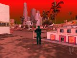 GTA San Andreas weather ID 248 at 19 hours