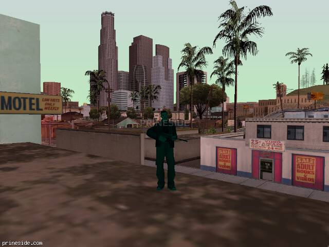 GTA San Andreas weather ID 248 at 9 hours