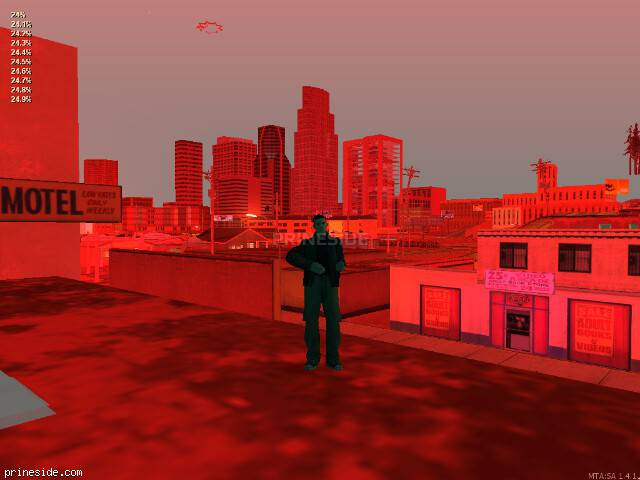 GTA San Andreas weather ID 249 at 0 hours
