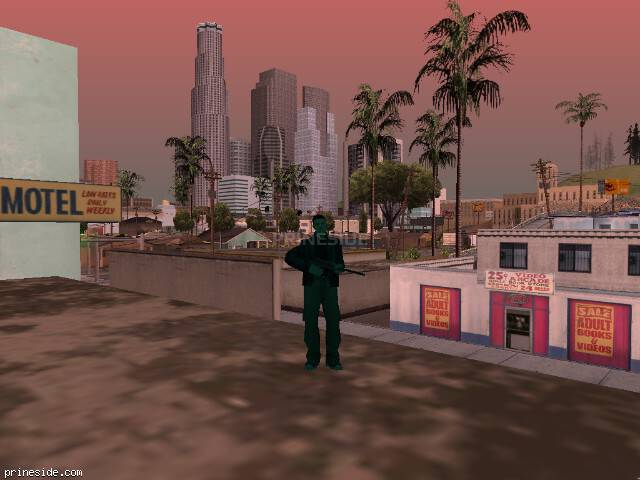 GTA San Andreas weather ID 249 at 10 hours