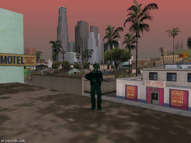 GTA San Andreas weather ID 249 at 11 hours