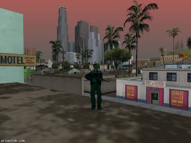 GTA San Andreas weather ID 249 at 12 hours