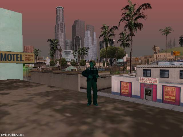 GTA San Andreas weather ID 249 at 13 hours