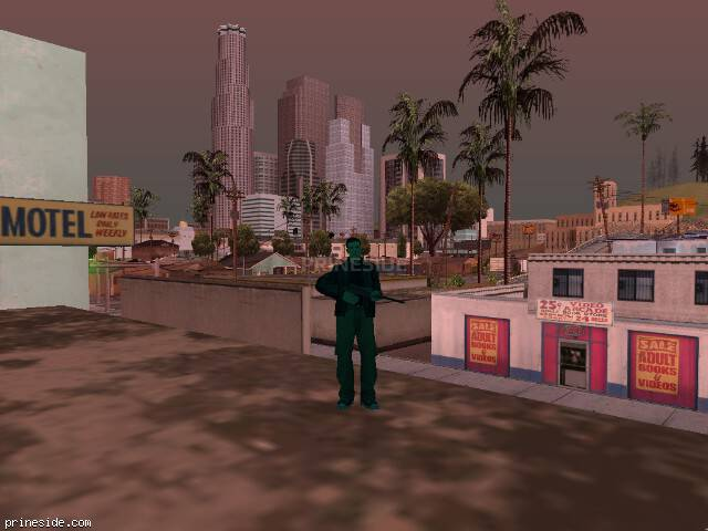 GTA San Andreas weather ID 249 at 15 hours