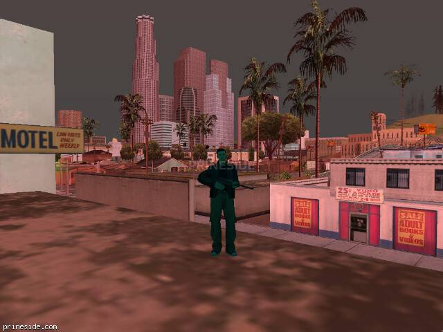 GTA San Andreas weather ID 249 at 17 hours