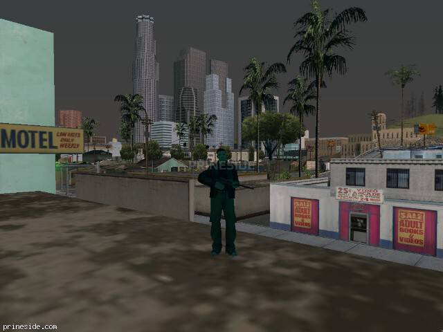 GTA San Andreas weather ID 249 at 18 hours