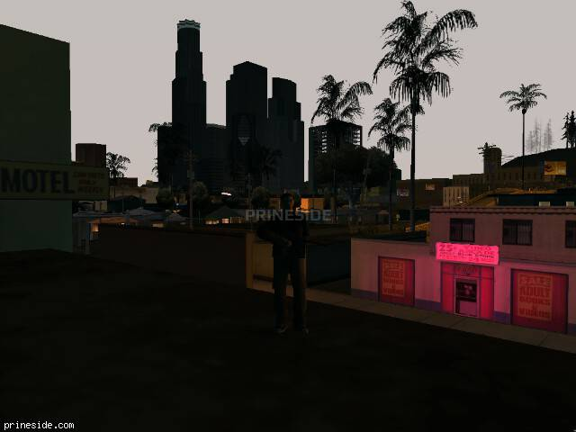 GTA San Andreas weather ID 249 at 6 hours