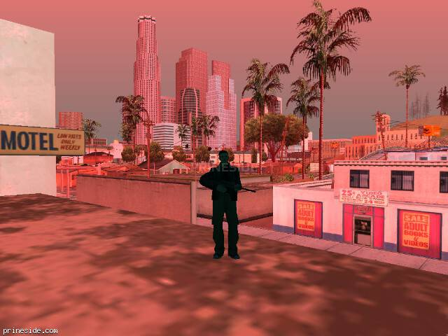 GTA San Andreas weather ID 249 at 7 hours