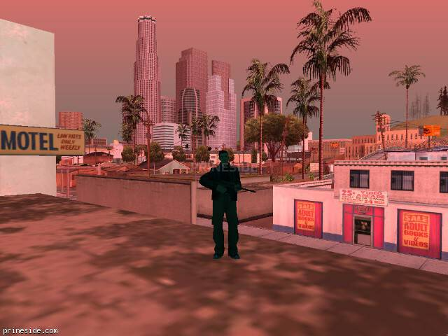 GTA San Andreas weather ID 249 at 8 hours