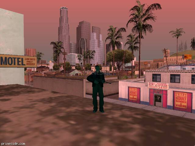 GTA San Andreas weather ID 249 at 9 hours
