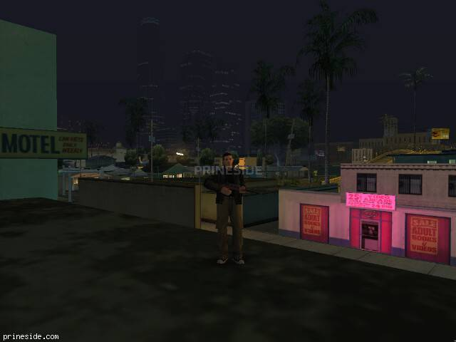 GTA San Andreas weather ID -743 at 0 hours