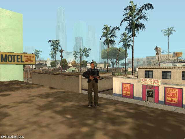 GTA San Andreas weather ID -1767 at 11 hours