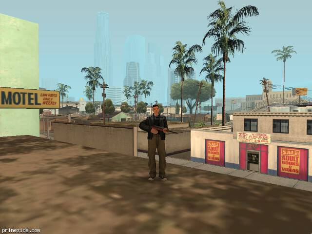 GTA San Andreas weather ID 25 at 12 hours