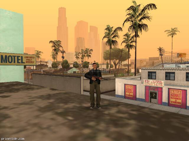 GTA San Andreas weather ID -743 at 18 hours