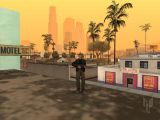 GTA San Andreas weather ID -999 at 19 hours