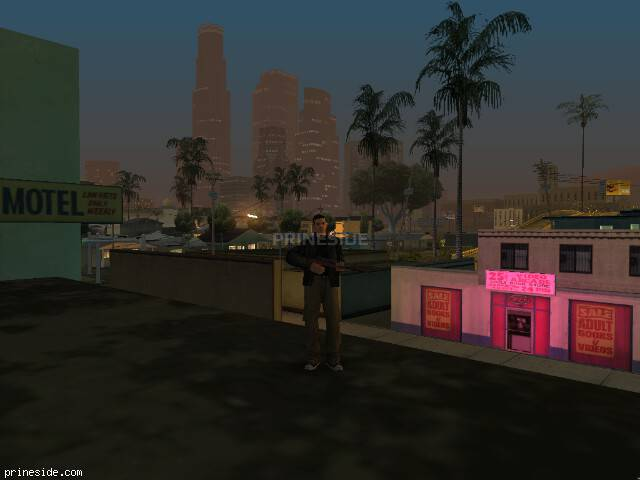 GTA San Andreas weather ID -1767 at 1 hours