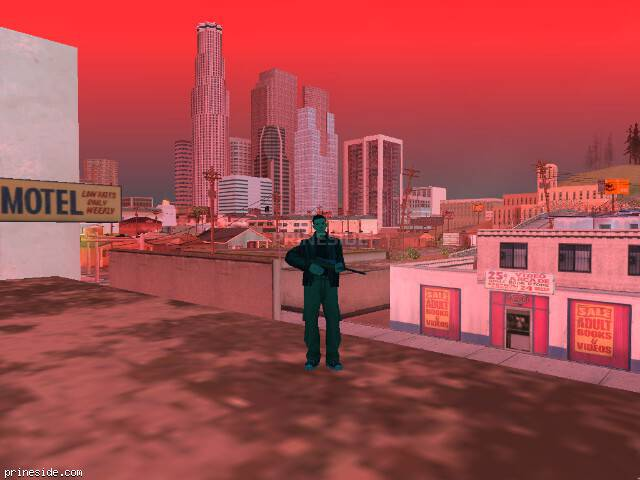 GTA San Andreas weather ID 250 at 12 hours