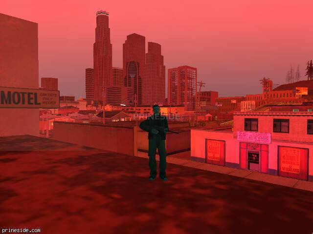 GTA San Andreas weather ID 250 at 6 hours