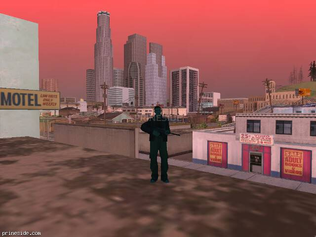 GTA San Andreas weather ID 250 at 8 hours