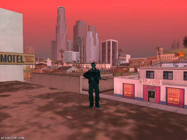 GTA San Andreas weather ID 250 at 9 hours